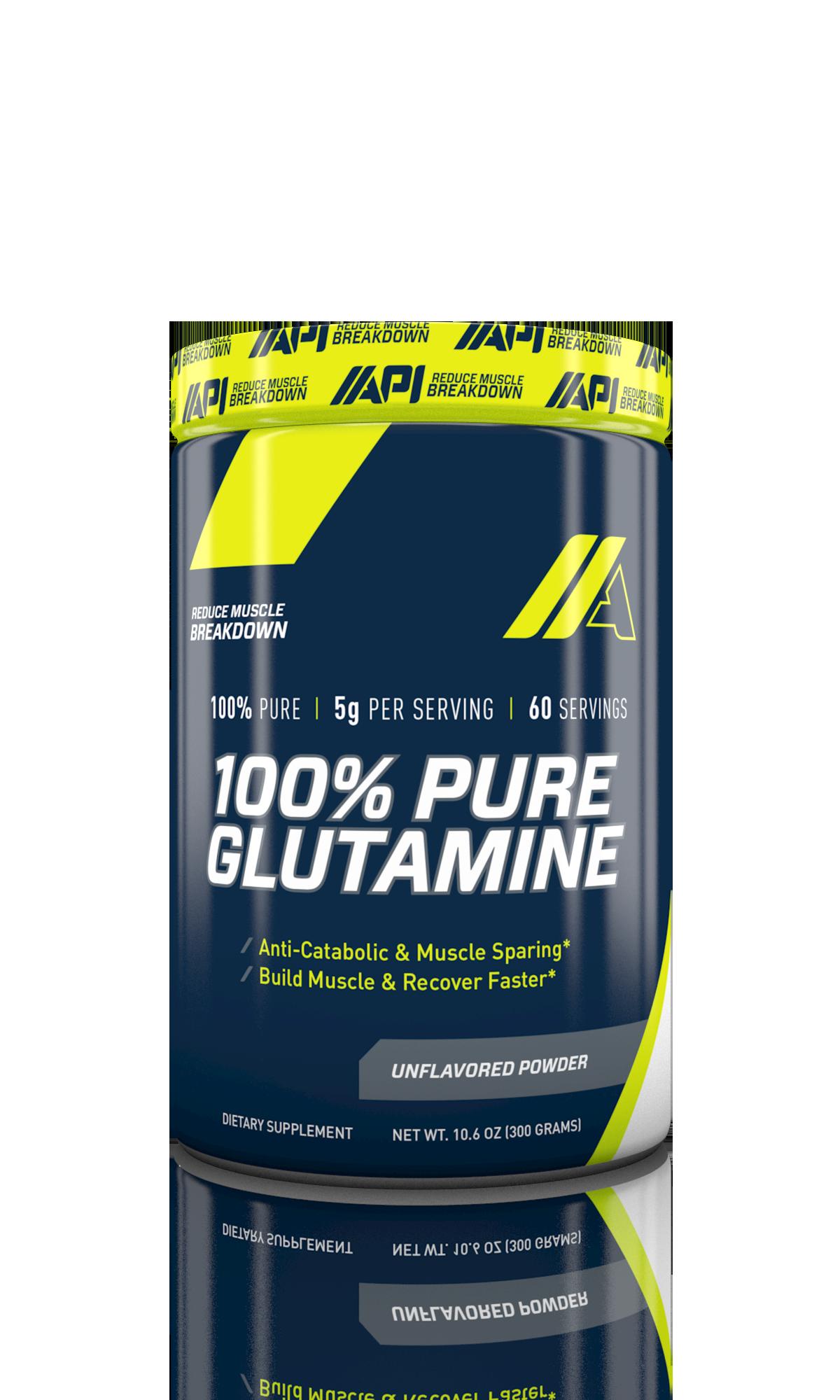 100% L-Glutamine 300g