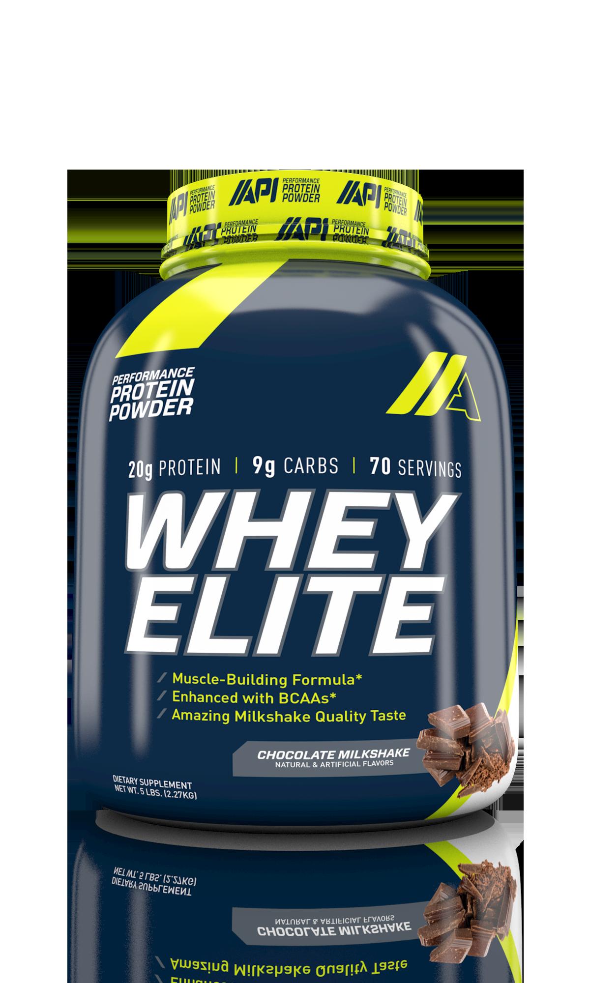 Whey Elite 2.27kg